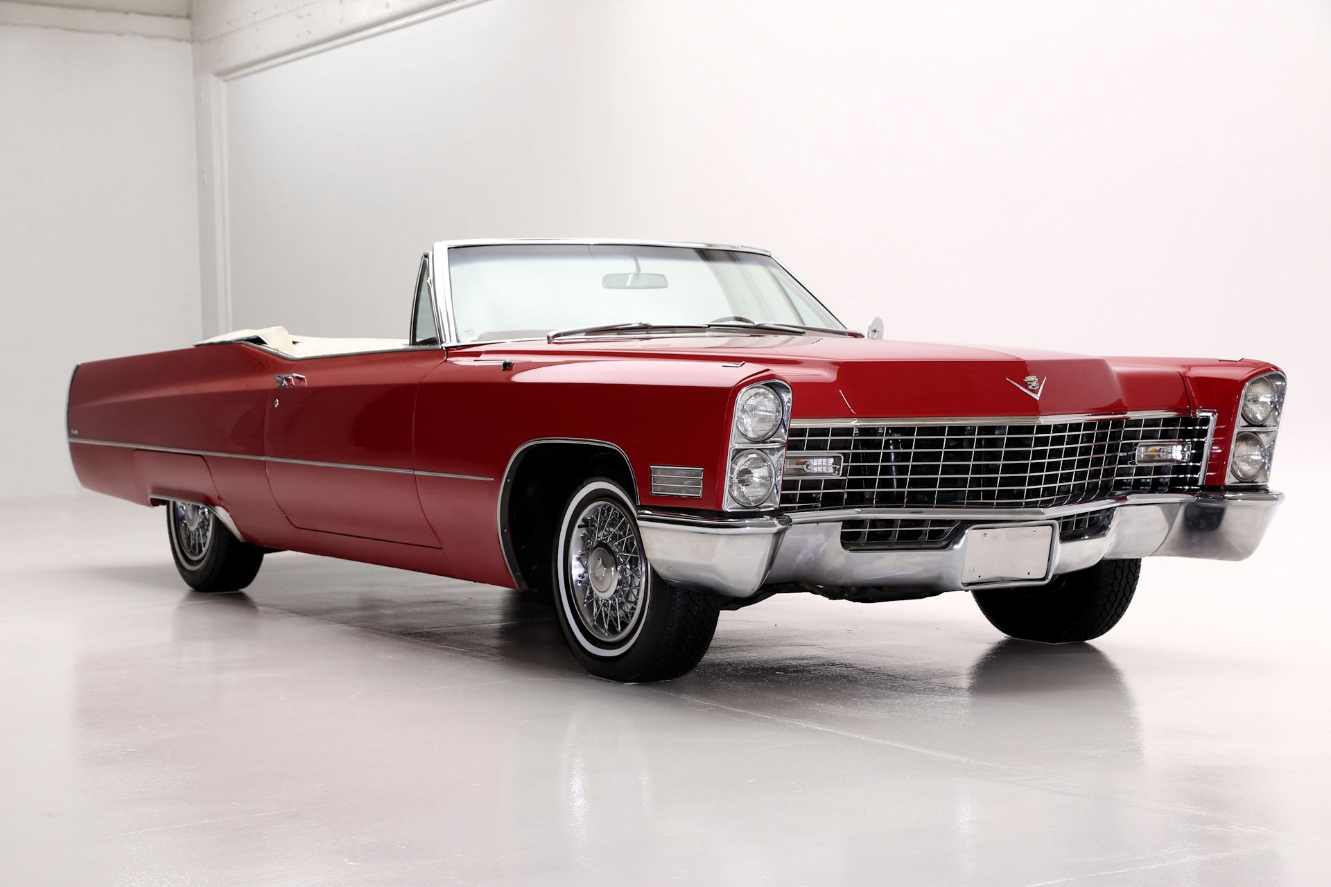 Classic cadillac deville the image kid for The american classic