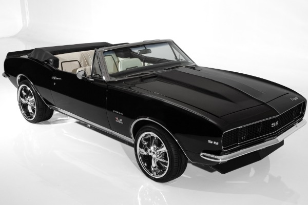 For Sale Used 1967 Chevrolet Camaro Real RS/SS 3L/4P 427/435hp engine | American Dream Machines Des Moines IA 50309