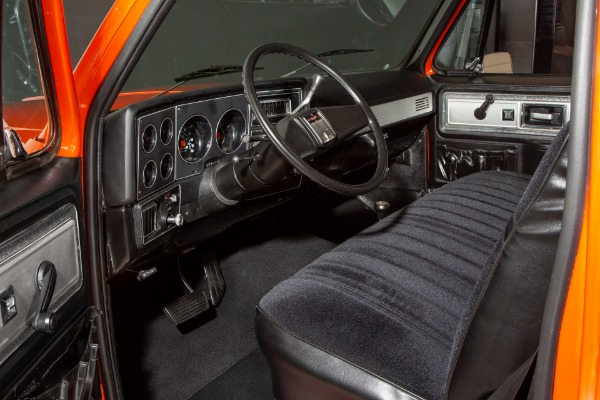 For Sale Used 1978 GMC Pickup 4WD 1/2 Ton Stepside 355 Auto | American Dream Machines Des Moines IA 50309