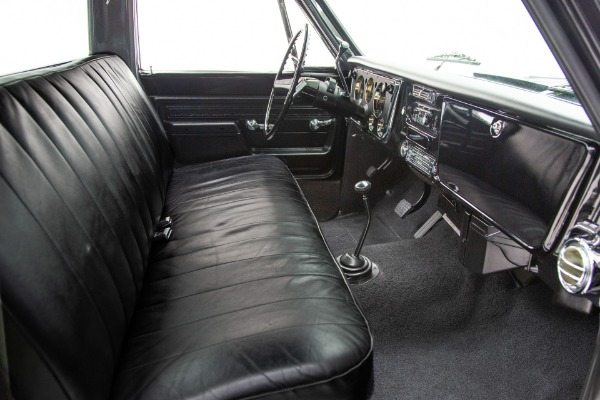 For Sale Used 1972 Chevrolet Pickup Frame Off K10 4WD Auto AC | American Dream Machines Des Moines IA 50309