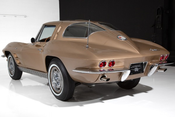 For Sale Used 1963 Chevrolet Corvette Frame off, Split Window | American Dream Machines Des Moines IA 50309