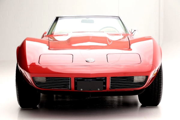 For Sale Used 1973 Corvette Convertible 4 speed 350#'s PS PB Tilt | American Dream Machines Des Moines IA 50309