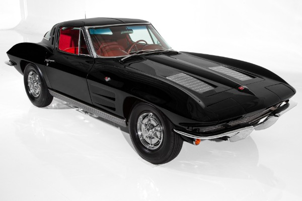 For Sale Used 1963 Chevrolet Corvette Split Window, Frame-Off | American Dream Machines Des Moines IA 50309