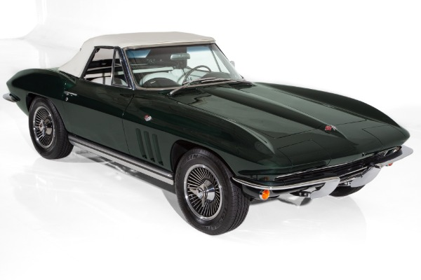 For Sale Used 1965 Chevrolet Corvette #s Matching 327/365hp | American Dream Machines Des Moines IA 50309