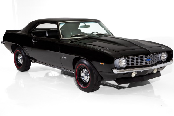 For Sale Used 1969 Chevrolet Camaro Copo 427/425hp Engine | American Dream Machines Des Moines IA 50309