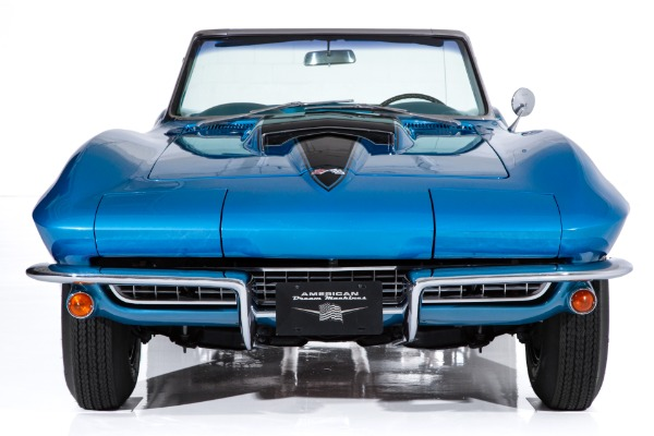 1967 Chevrolet Corvette 427/400hp Pedigree Car