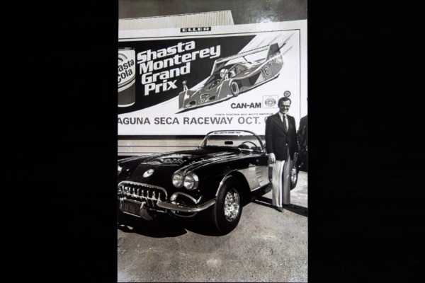 For Sale Used 1958 Chevrolet Corvette Authentic Shasta Car | American Dream Machines Des Moines IA 50309