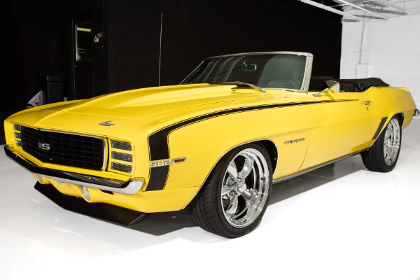 For Sale Used 1969 Chevrolet Camaro RS Ram Jet 502/502 AC | American Dream Machines Des Moines IA 50309