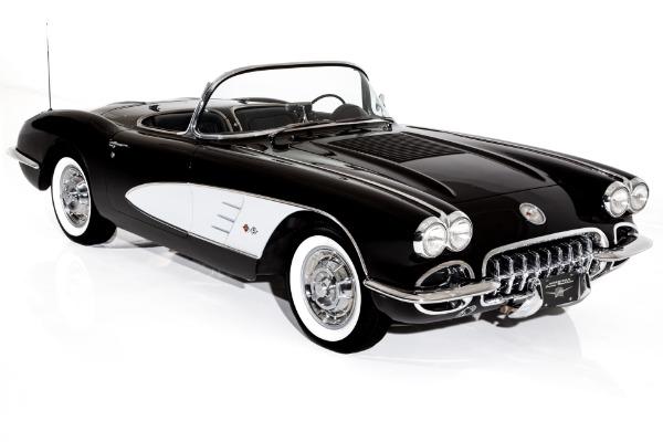 1958 Chevrolet Corvette Extensive Restoration