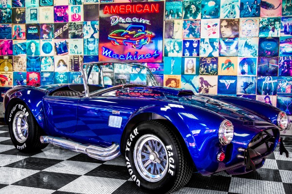 1965 Shelby Cobra CSX6000 Only 113 miles  427/600HP