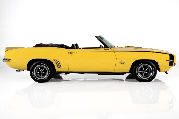 For Sale Used 1969 Chevrolet Camaro Convertible RS/SS | American Dream Machines Des Moines IA 50309