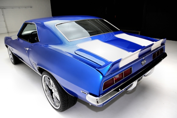 For Sale Used 1969 Chevrolet Camaro SS | American Dream Machines Des Moines IA 50309