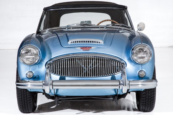 For Sale Used 1964 Austin-Healey 3000 Mark II BJ7 Low Miles | American Dream Machines Des Moines IA 50309