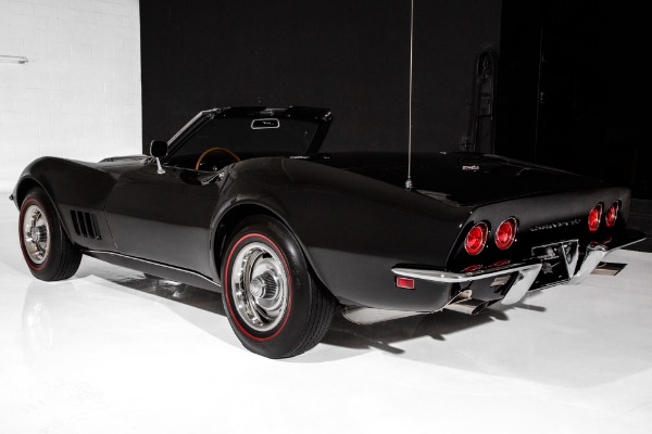 For Sale Used 1968 Chevrolet Corvette L-89, NCRS Top Flight | American Dream Machines Des Moines IA 50309