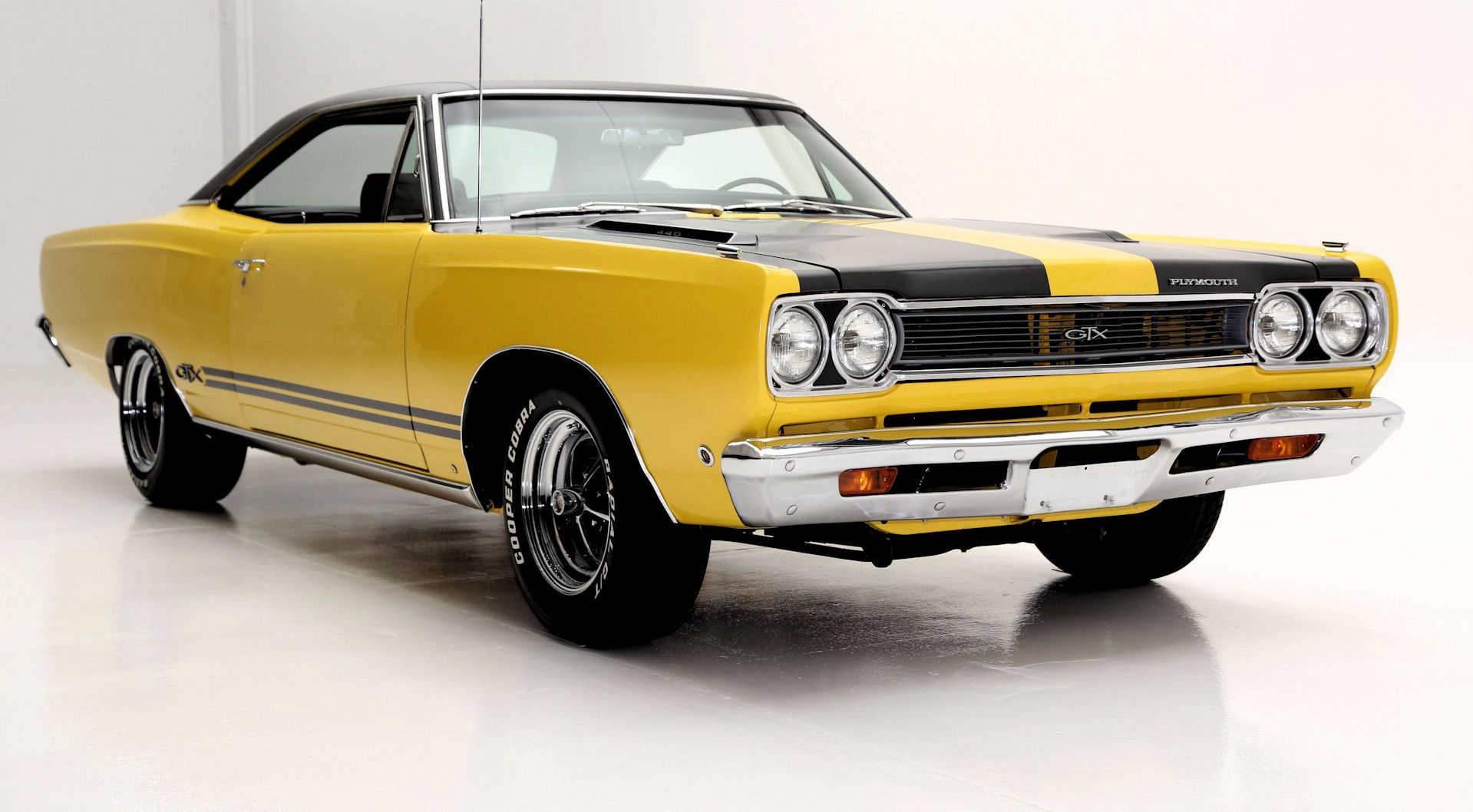 1968 Plymouth Gtx Gtx American Dream Machines Classic