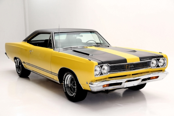 For Sale Used 1968 Plymouth GTX GTX | American Dream Machines Des Moines IA 50309