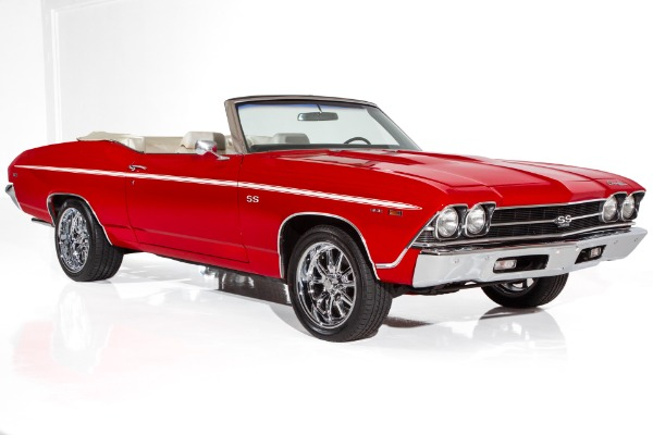 For Sale Used 1969 Chevrolet Chevelle 396, Aluminum Heads | American Dream Machines Des Moines IA 50309
