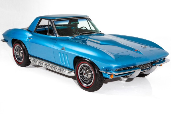 1966 Chevrolet Corvette Lemans Blue 427/390hp
