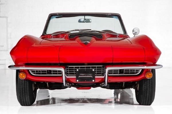 1967 Chevrolet Corvette #s Matching 427/435hp