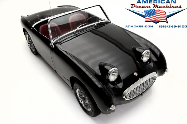 For Sale Used 1960 Austin Healey Sprite Roadster | American Dream Machines Des Moines IA 50309