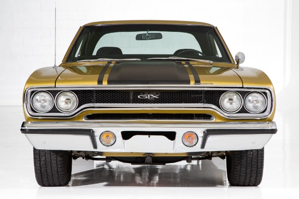 1970 Plymouth GTX 440, 727 Nut & Bolt Restored