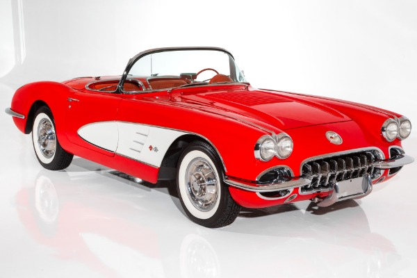 1958 Chevrolet Corvette 283 #s Match, Frame-Off