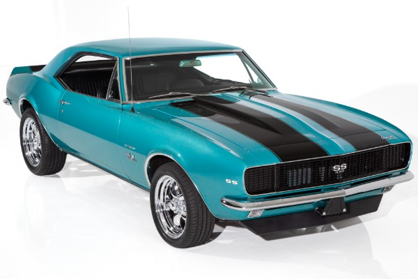 1967 Chevrolet Camaro 454 4-Speed RS/SS options