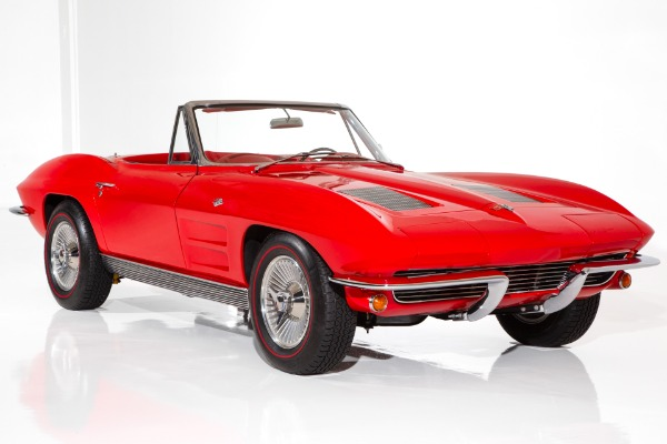 1963 Chevrolet Corvette #s Match 327/340, 4-Spd