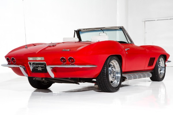 For Sale Used 1967 Chevrolet Corvette Real  L-71, 427/600hp | American Dream Machines Des Moines IA 50309