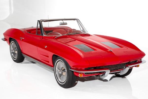 1963 Chevrolet Corvette 327/340 #s Matching