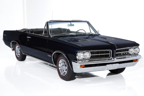 1964 Pontiac GTO 389 Auto PHS Documents