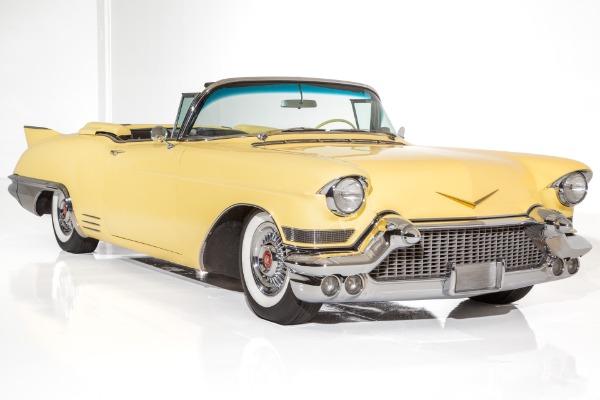 1957 Cadillac Convertible Eldorado Biarritz Trim