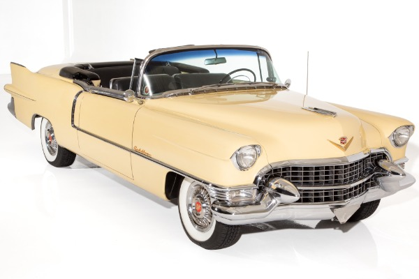 1955 Cadillac Eldorado Dual Quads & Batwing