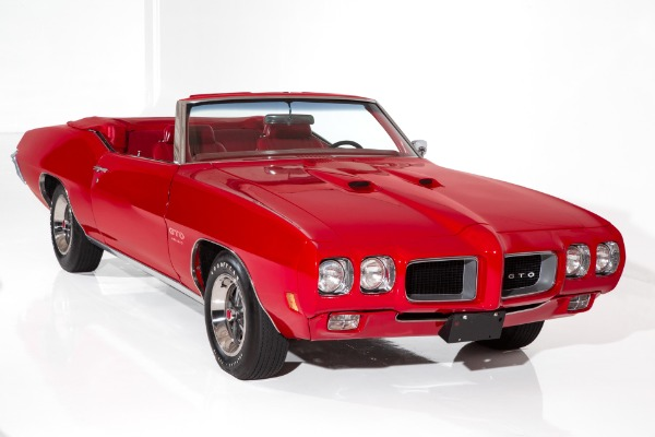 1970 Pontiac GTO 455, 4-Speed, Build Sheet