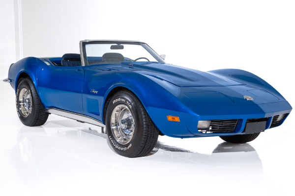 1973 Chevrolet Corvette #s match 454ci  PS PB AC