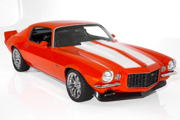1972 Chevrolet Camaro Built 383/422hp Stroker