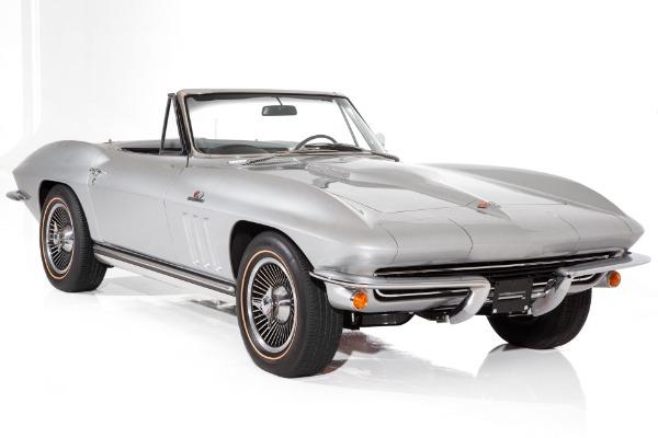 1965 Chevrolet Corvette 396/425hp, Frame-Off