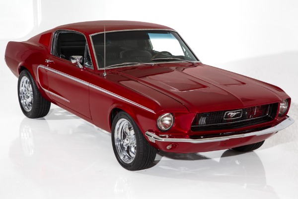 1968 Ford Mustang 347 Stroker Auto, PS PB AC