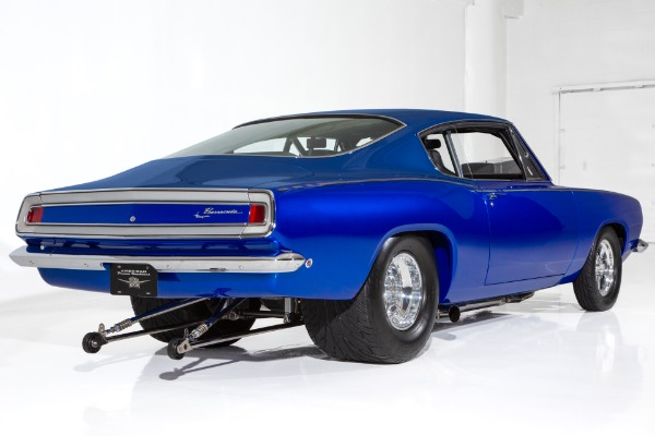 1968 Plymouth Barracuda NHRA Hemi 500/1300HP