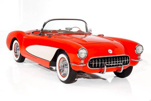 1957 Chevrolet Corvette 283, 4-Speed, Extensive Restoration
