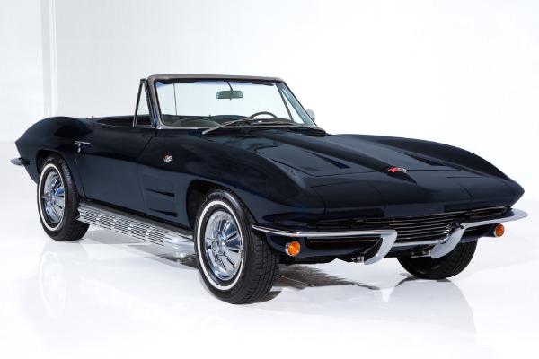 1964 Chevrolet Corvette Daytona Blue 4-Speed PS, AC