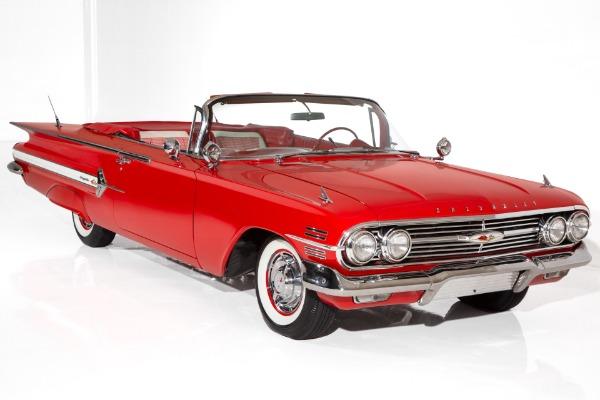 1960 Chevrolet Impala 348 Tri-Power, Frame-Off