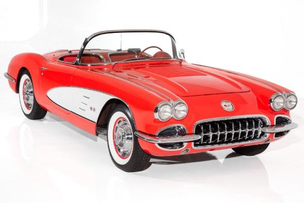 1958 Chevrolet Corvette 283/230, 4-Speed