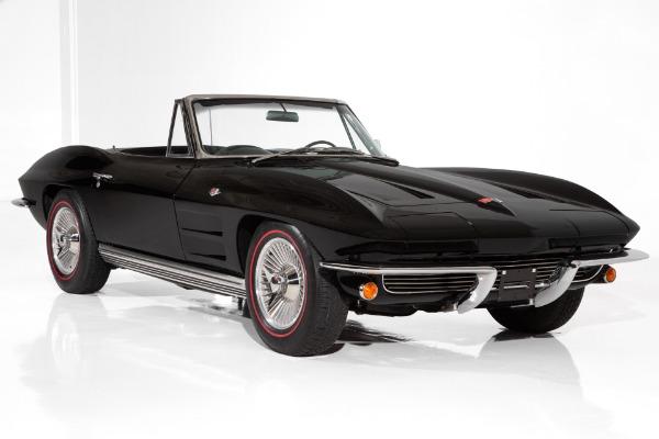 1964 Chevrolet Corvette Triple Black Roadster