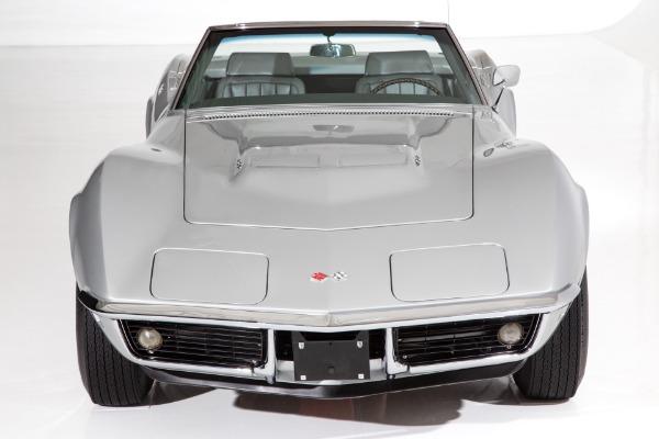 1968 Chevrolet Corvette 427/400hp, Build Sheet
