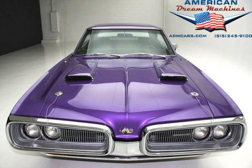 1970 Dodge SUPER BEE 440 727, PLUM CRAZY Hardtop