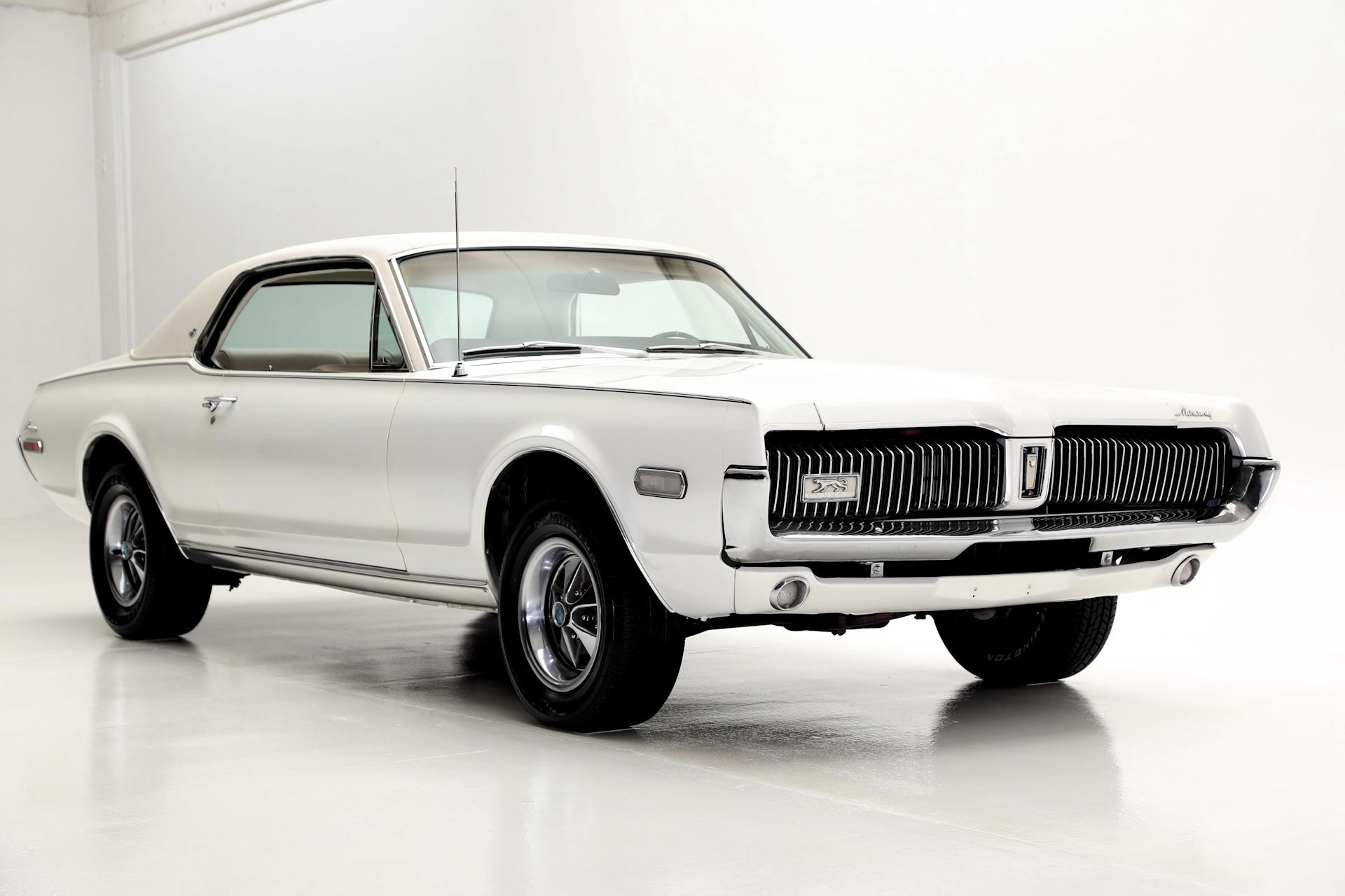 1968 Mercury Cougar XR7 302 4-BBL PS PDB AIR - American Dream ...