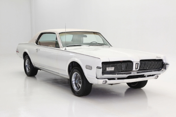 For Sale Used 1968 Mercury Cougar XR7 302 4-BBL PS PDB AIR | American Dream Machines Des Moines IA 50309