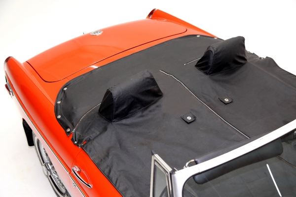 For Sale Used 1979 MG MGB Convertible New top, black interior | American Dream Machines Des Moines IA 50309