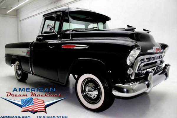 1957 Chevrolet Cameo Pickup Pickup